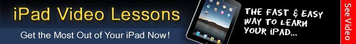 Newsletter on Website  iPad Video, Bluehost