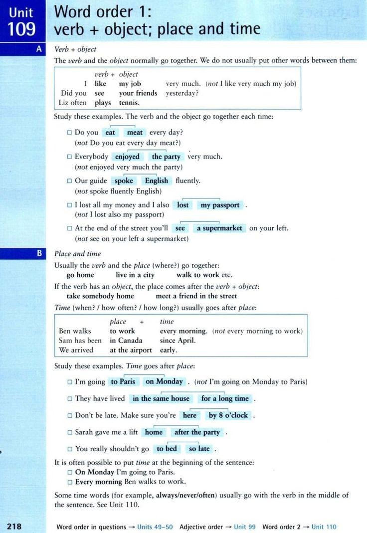 you should remember english grammar решебник