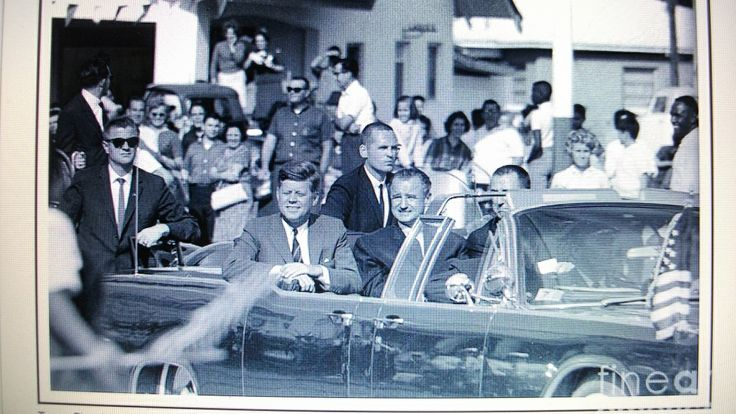 Secret Service agent Don Lawton (who also rode on the rear of the limo in Chicago on 3/23/63 and was recalled by Roberts at Love Field; deceased April 2013) and Secret Service agent Chuck Zboril ride on the rear of JFK's limo as Secret Service agent GLEN BENNETT OF PRS scans the crowd from the follow-up car; Godfrey McHugh rides in between Boring and Greer this trip...was asked NOT to ride there by the Secret Service in Dallas