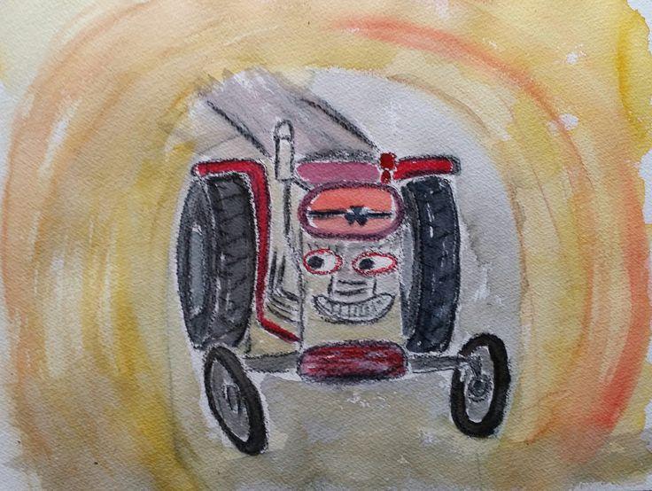 Tractor Les Avenières du Sud (060516)