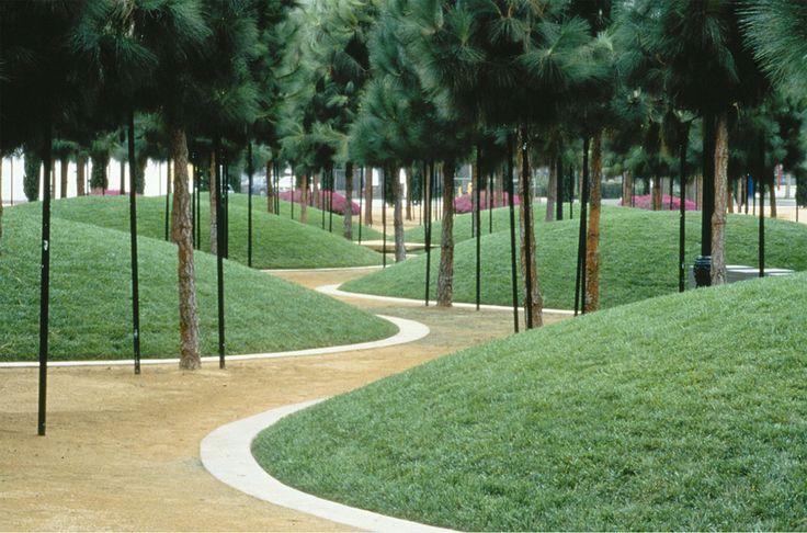 Martha Schwartz Partners - Projects - Parks - Linearpark