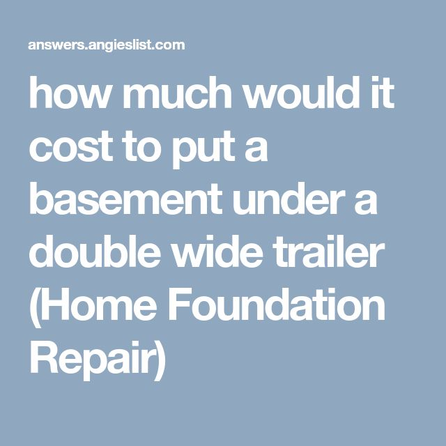 Best 25 Foundation Repair Ideas On Pinterest Pier And