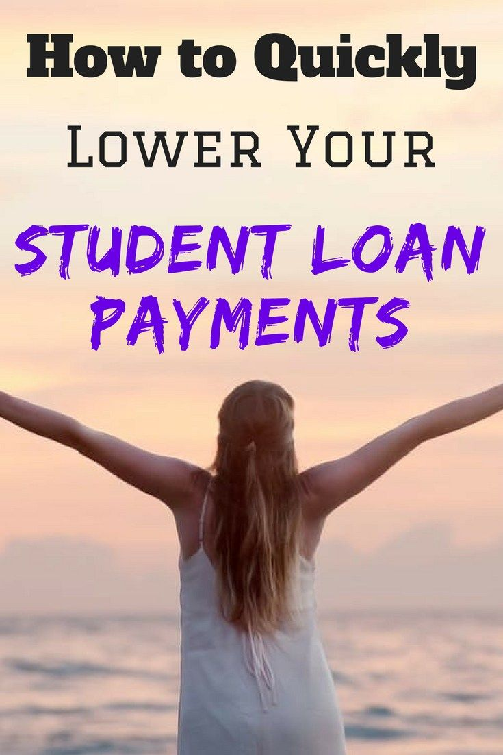 Student loans   Student loan payments   lowering monthly payment   debt free   refinance student loans   This article explains the top two options you can start today to lower your student loan payments.