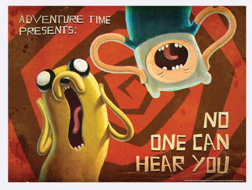 More Adventure Time Title Card Prints