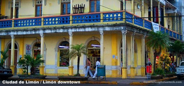 Costa Rica Explorer Guide, Costa Rica, Caribe Norte, Puerto Limón