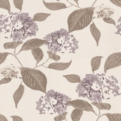 Lace (1332) - Boråstapeter Wallpapers - A romantic blooming rose trail in soft purple and green on off white - other colour ways available. Please request a sample for true colour match. Paste-the-wall product.