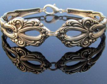 Lepel armband (Medium) Oneida kroonluchter