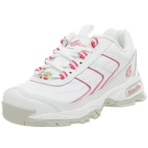 Nautilus Women's N1372 Steel Toe Athletic Shoe Nautilus. $81.98. Leather Safety Boots and Shoes. leather. Manmade sole