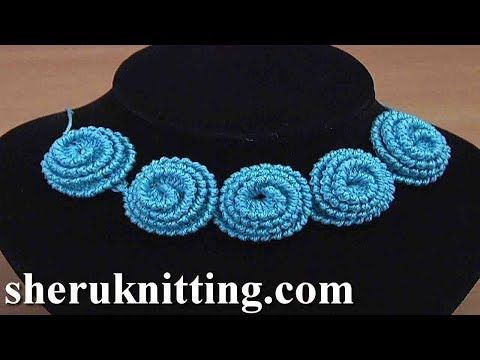 Crochet Round Cord Video Tutorial – Crochet Ideas