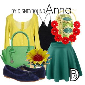 """""""Anna"""" by leslieakay on Polyvore"""