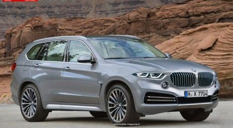 BMW 7 seater X7 SUV rendered: Launch officially confirmed | Rush Lane
