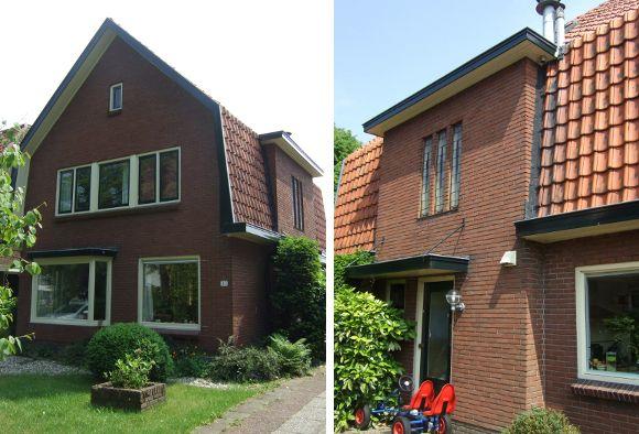 jaren 30 woonhuis Zwolle