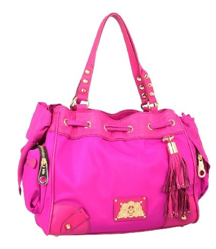 Hot Pink Juicy Couture bag! <3