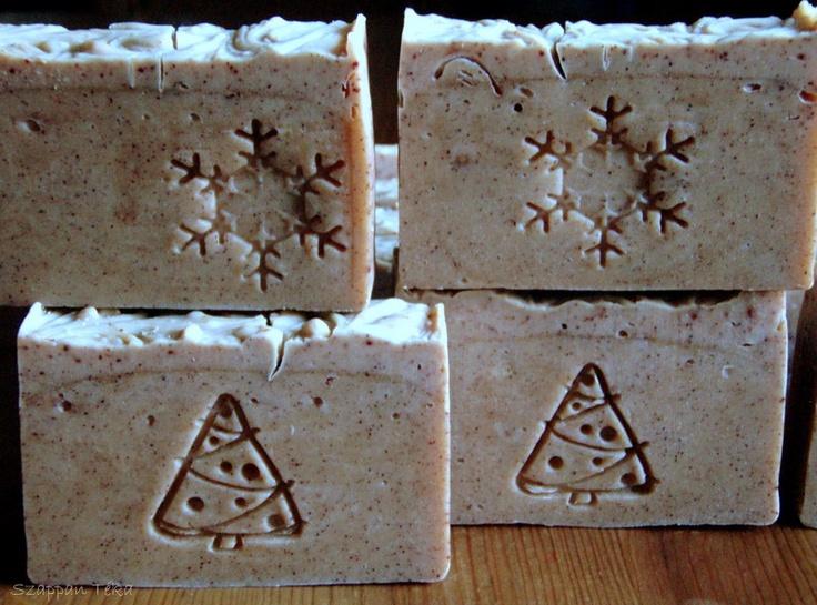 Karácsonyi szappannyomda