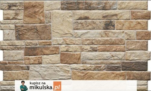 Mikulska - CANELLA TERRA kamień elewacyjny C661 49x30cm CERRAD Do kupienia http://mikulska.pl/index.php?strona=towary&id_kat=&id_prod=428