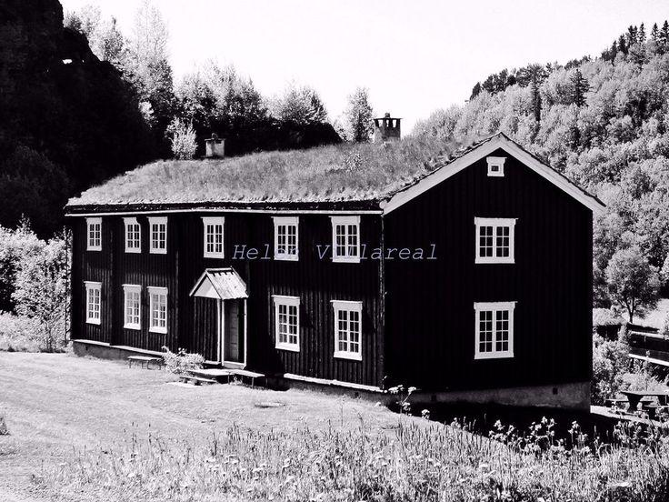 Digital Picture Antique building Photography Sverresborg museum Trondheim Norway