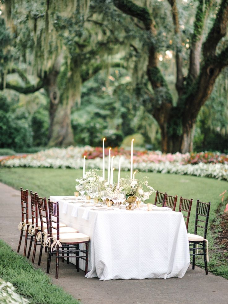 24 Best Styled Wedding At Brookgreen Gardens Images On