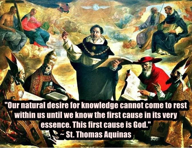 st thomas aquinas 9 attributes of god Bishop robert barron's the mystery of god answers questions such as, who is god  st thomas aquinas and the paths to god  the divine attributes once we.