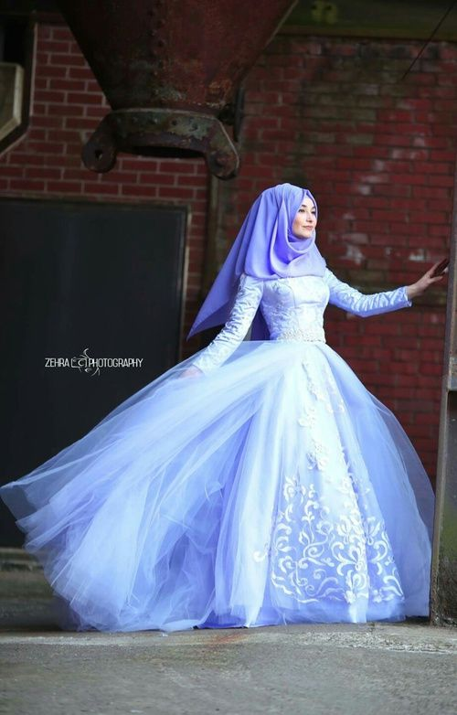 dress and hijab image