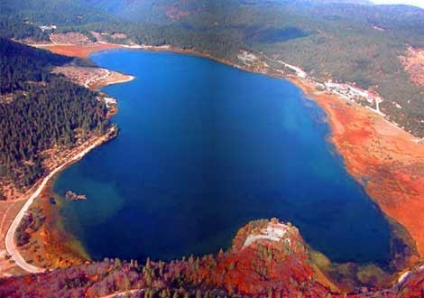 ABANT Lake-BOLU (Turkey or Turkiye)