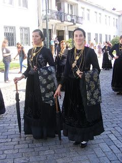 Trajes de Portugal: Romaria da Srª da Agonia, Viana do Castelo