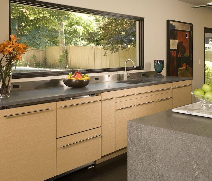 Lovely natural color scheme idea for simple minimalist for Kitchen zen design