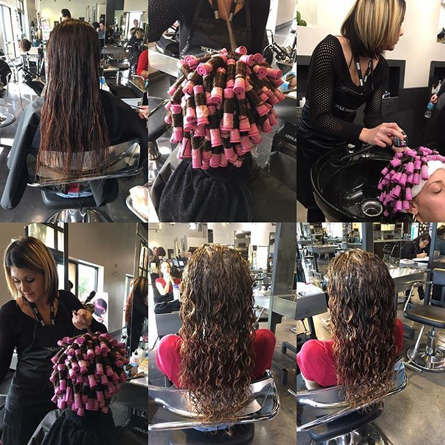 1000 Ideas About Loose Spiral Perm On Pinterest Perms