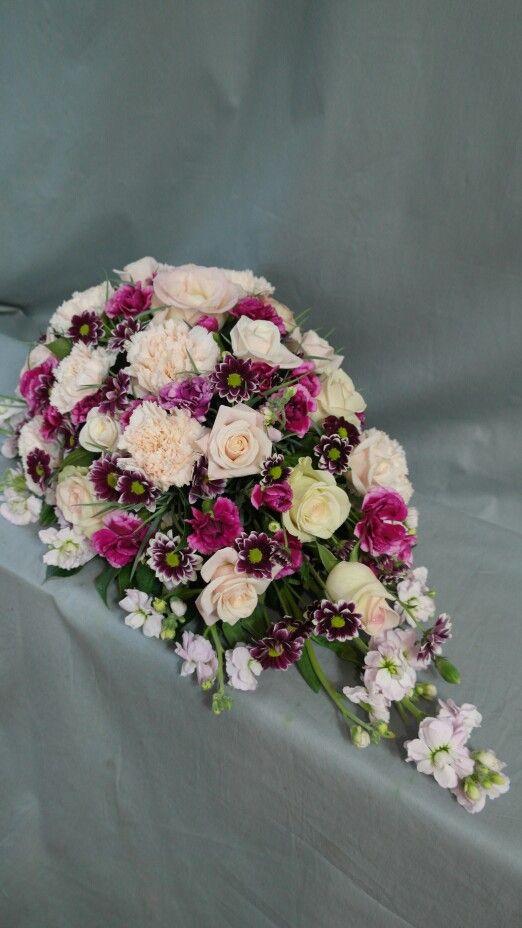 네덜란드 국가공인 꽃자격DFA과정  장례장식 티어드롭  라로즈플라워앤스쿨