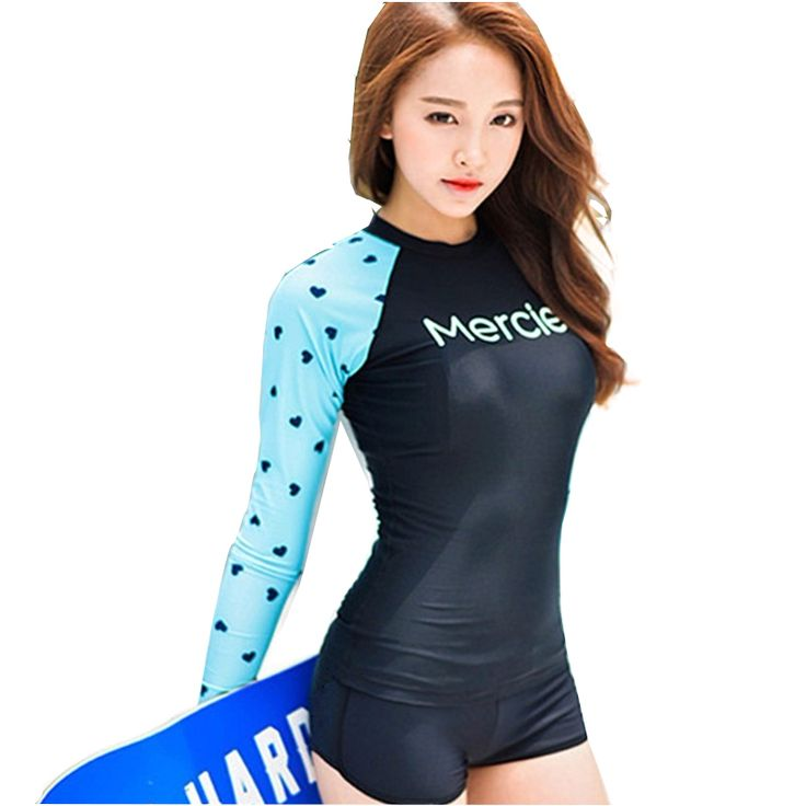 swimsuit 2017 turtleneck swimsuit swimming suit for women long sleeved snorkeling diving suit. Black Bedroom Furniture Sets. Home Design Ideas