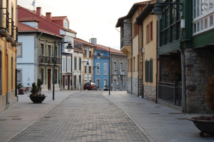 Calle de la Riba