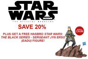 'Star Wars' Insider Black Friday Subscription Offer Star Wars Collection