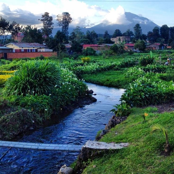 Musanze (Ruhengeri), Rwanda