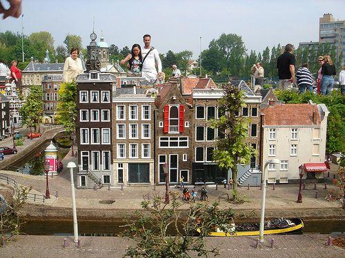 Madurodam, Holland