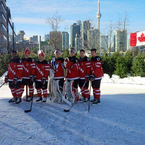 2015  Cdn. World Jrs-Hockey Canada