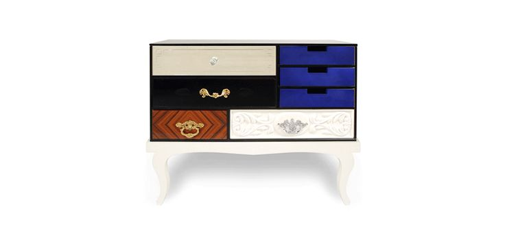 Best 25 modern bedside table ideas on pinterest night table nightstands and contemporary - Frank boca do lobo chest of drawers style and functionality ...