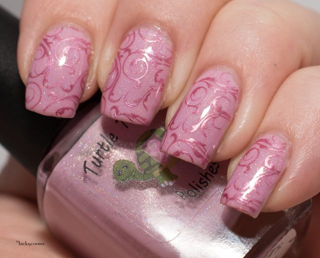 Lacky Corner: United In Pink - Turtle Tootsie Polishes 5 Years Counting