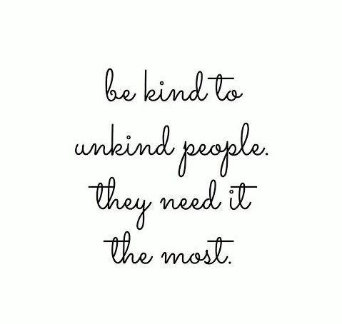 ~Matthew 5:44, something I need to remember & I need to work on.