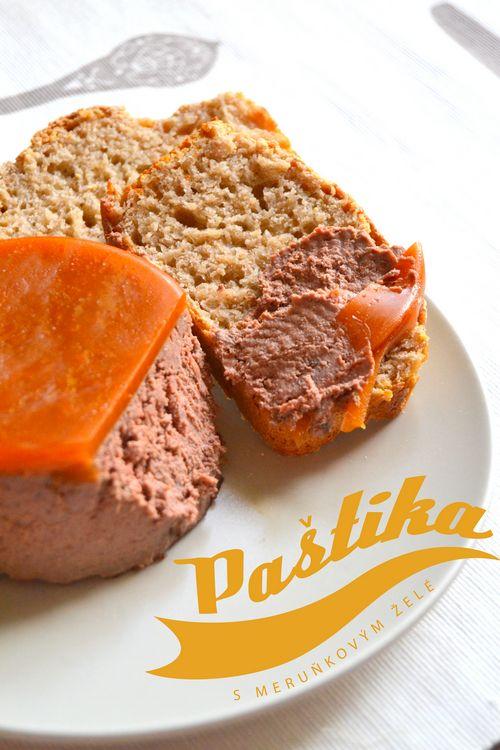 S vášní pro jídlo: Paštika s meruňkovým želé