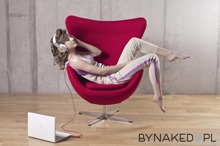 #Egg Chair www.facebook.com/designerskie.meble  www.bynaked.pl