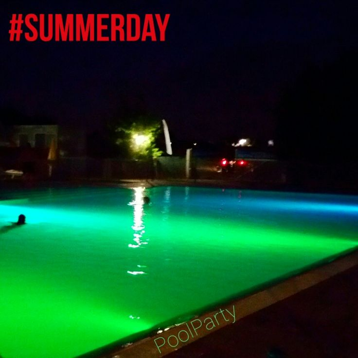 #summerday PoolParty