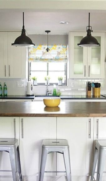 1950's Ranch Kitchen makeover Idea featured on remodelaholic.com #kitchen #update #ranch