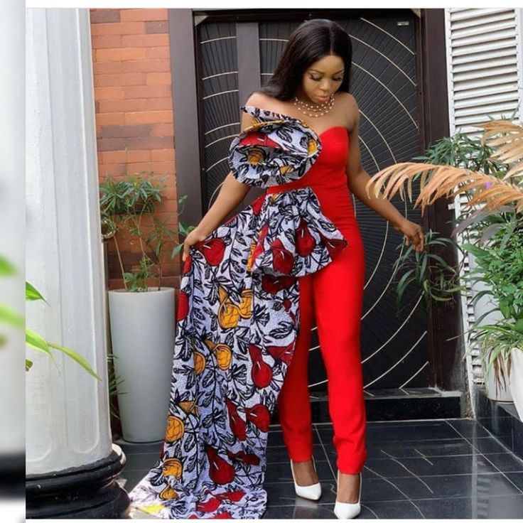 Fall Wedding Inspiration: Custom-made Outfits: African Outfits For Your Events