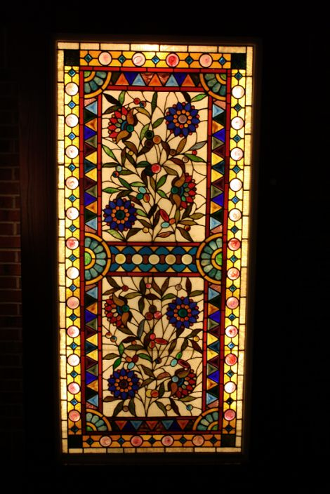 Residential Stained Glass Windows | Old House Living
