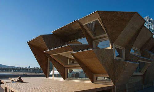Endesa Pavilion Solar House 2.0 by IaaC