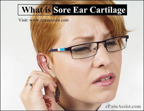 Sore Ear Cartilage or Auricular Chondritis #infectious #AuricularChondritis…