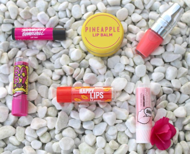 mooooooie lipgloss en balms. heeeerlijk zomers ... aardbei, ananas, perzik, bubblegum, mango & lychee ..... taste the summer on your lips #sprinkelsenkaneel.com #lush #primark #lancôme #Maybelline  #happyLips #theBodyShop