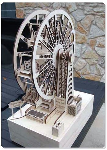 Ferris Wheels Wheels And Wood Workshop On Pinterest
