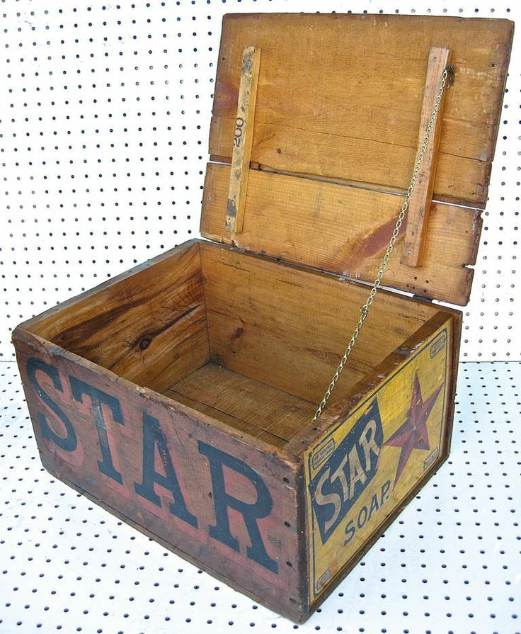 140 Best Images About Antique Advertising Crates/ Boxes On