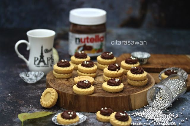 Tart Nutella Resepi Terbaik Resep Biskuit Nutella Tar