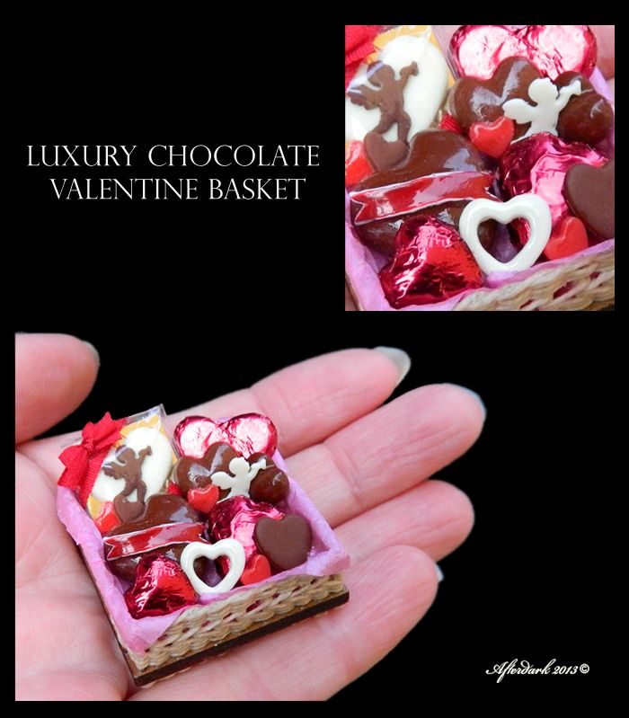 168 best Valentine\'s Day images on Pinterest | Miniature food ...